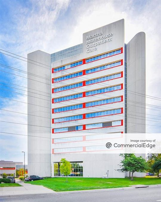 OSU Wexner Medical Center Martha Morehouse Medical Plaza - Tower