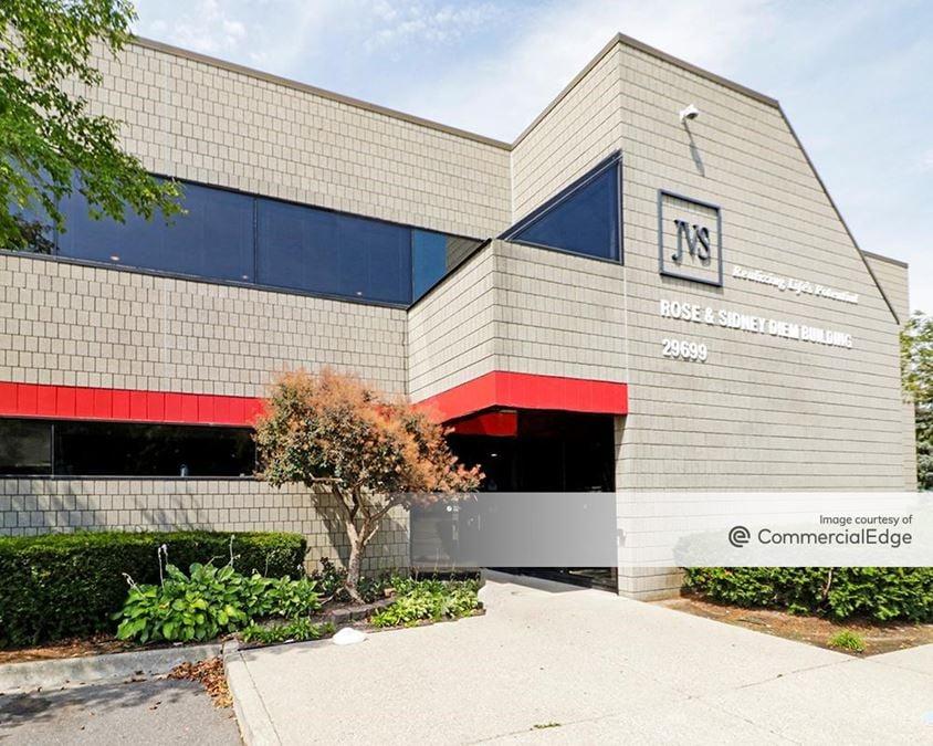 Rose & Sidney Diem Building