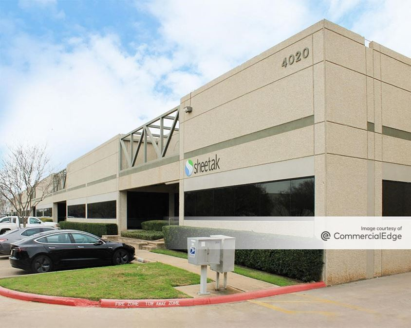 Ben White Business Park - 4020 South Industrial Drive