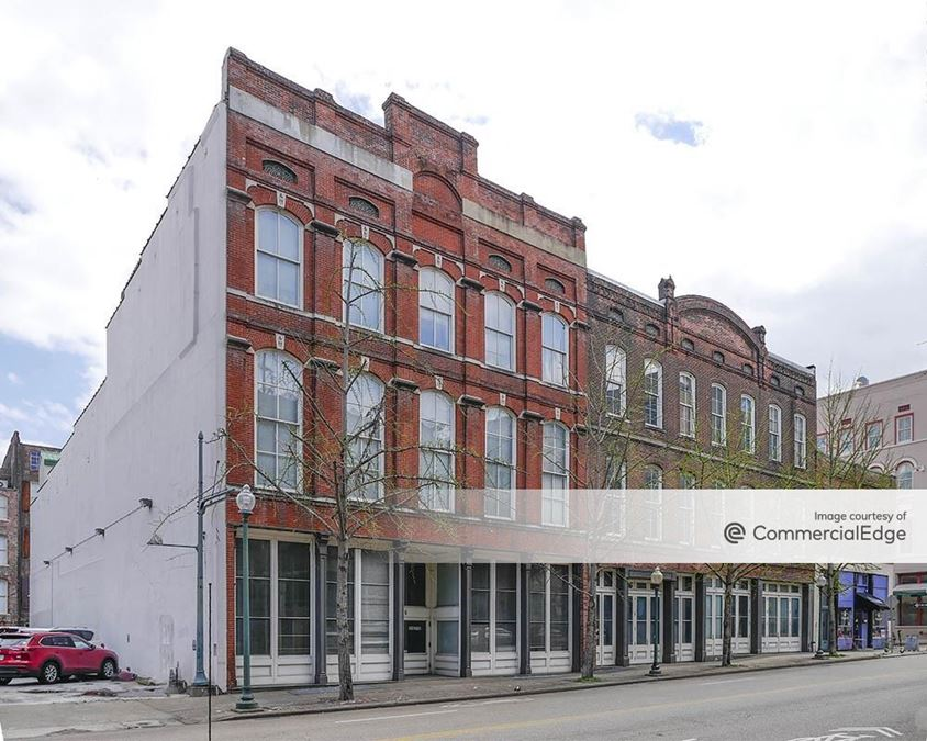 104 & 110 South Front Street