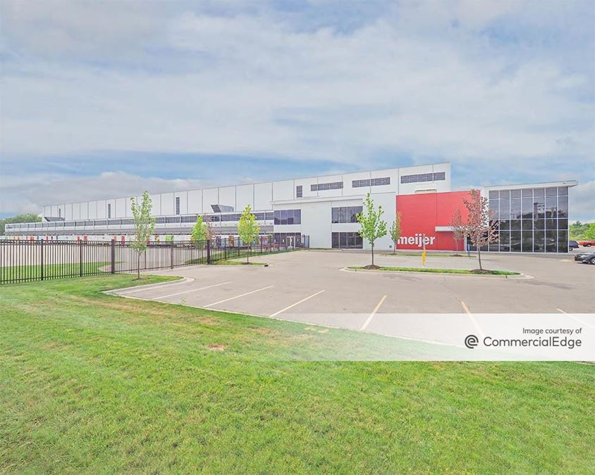 Meijer Distribution Center - 6622 Central Circle Drive