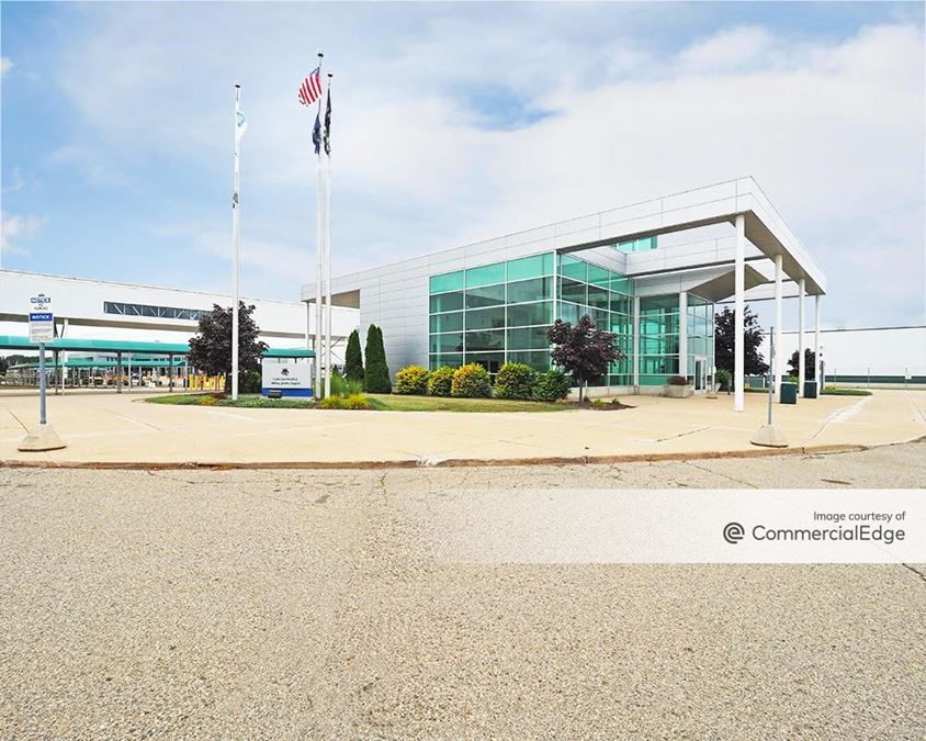 General Motors Lansing Delta Township Plant