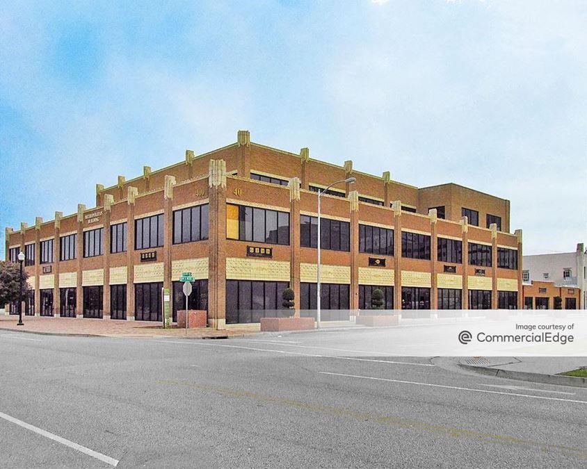 Midtown Plaza - Metropolitan Building