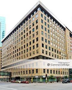 Baker Center - Roanoke Building - Minneapolis