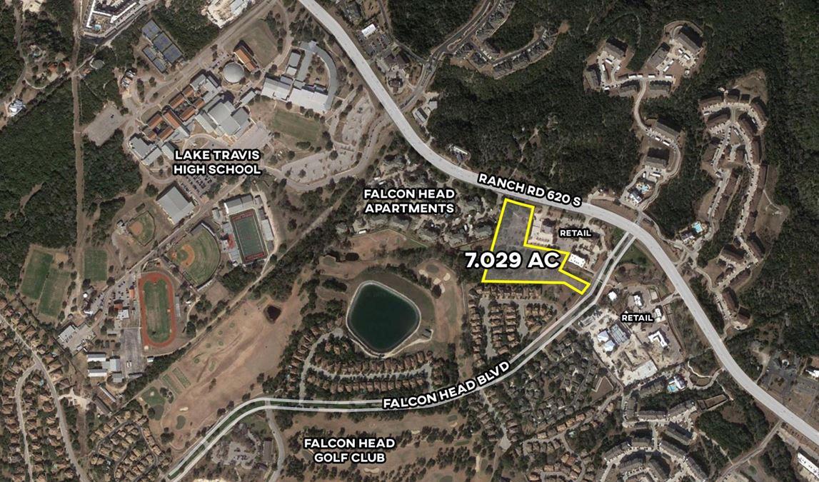 3446 South Ranch Road 620