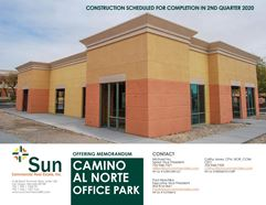 Camino al Norte Office Park - North Las Vegas