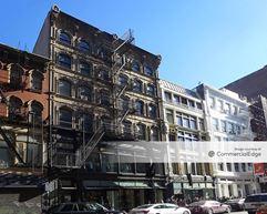 552 Broadway - New York