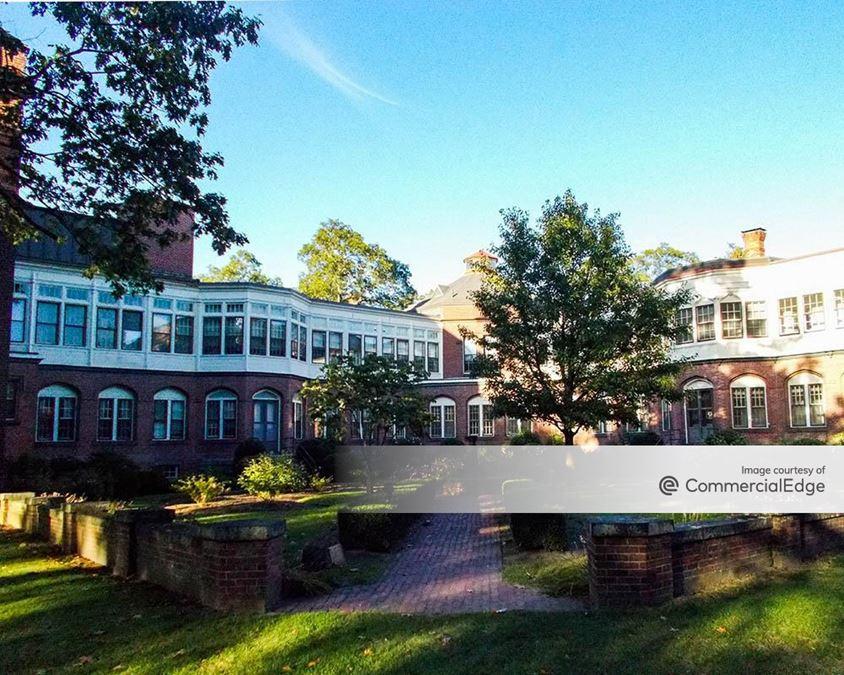 Butler Hospital - Sawyer & Annex Buildings