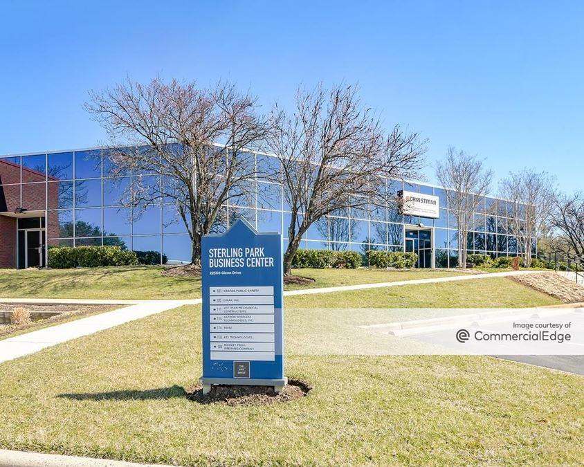 Sterling Park Business Center - 22560 Glenn Drive