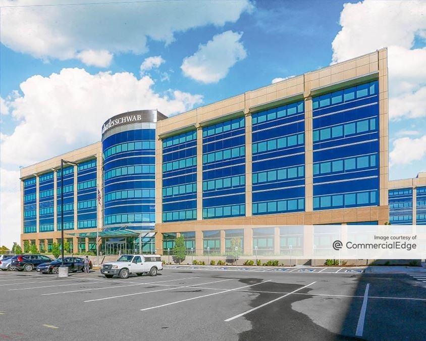 Charles Schwab Office Campus - Building B & Amenities Center