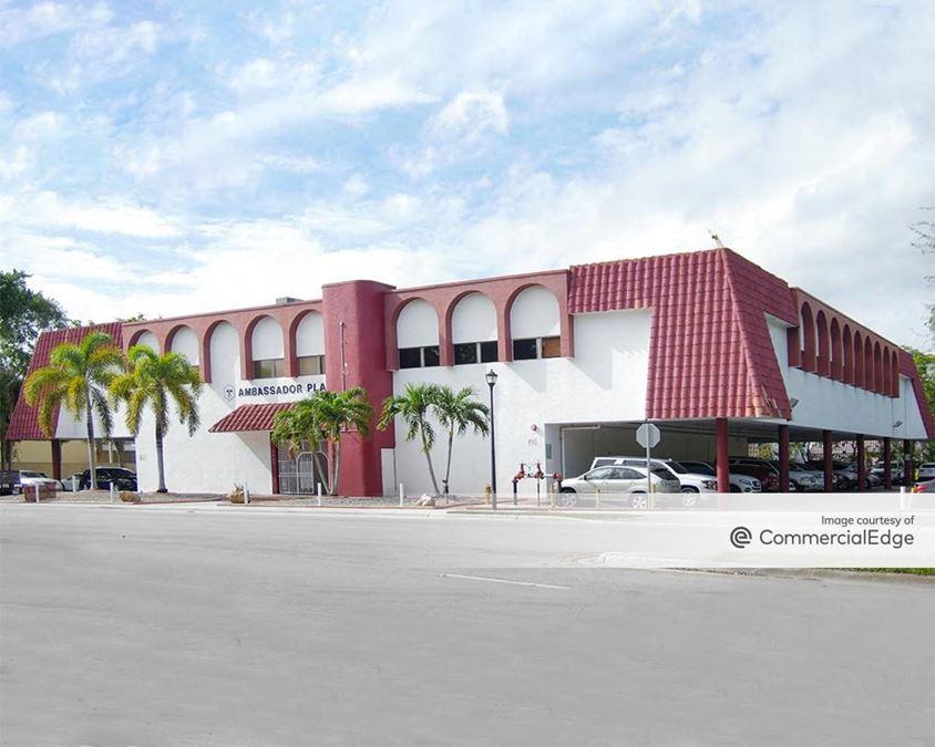 Ambassador Plaza