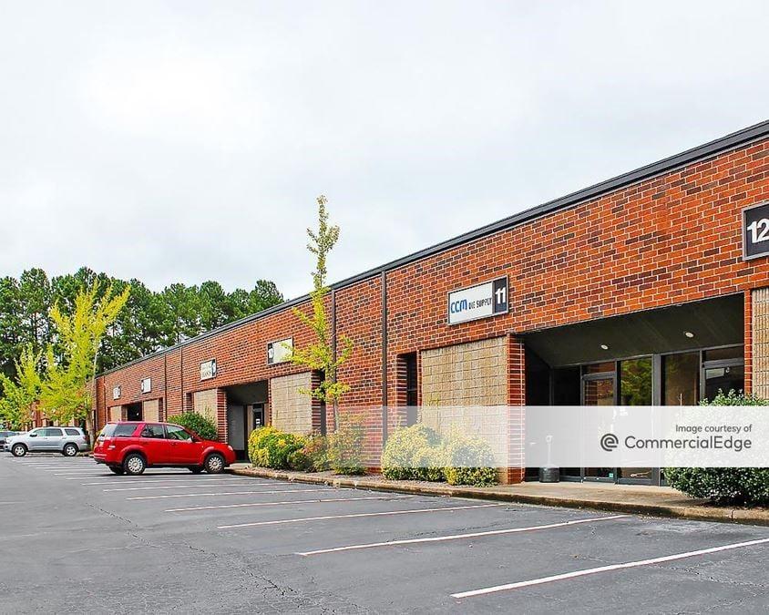 Royal Atlanta Industrial Park - 2595, 2605 & 2615 Mountain Industrial Blvd