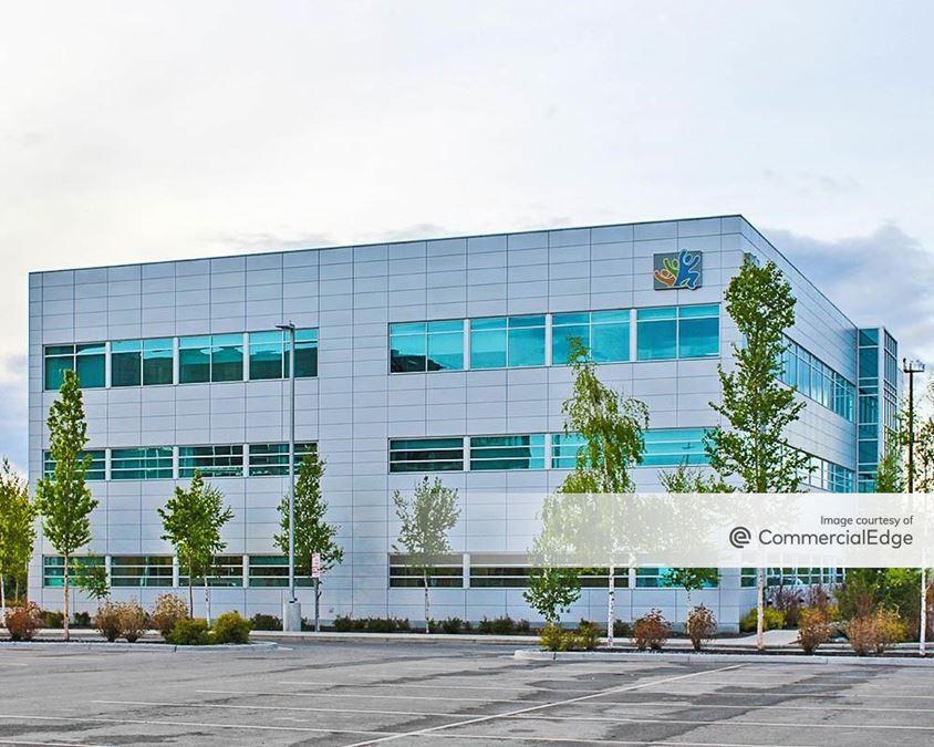 International & C Building