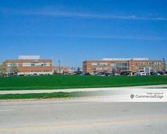 Physician Office Building & Cardiac Center - Franciscan Alliance - Olympia Fields