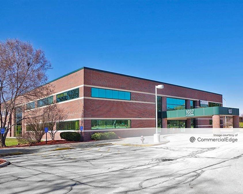 Wood County Hospital - 1037 Conneaut Avenue