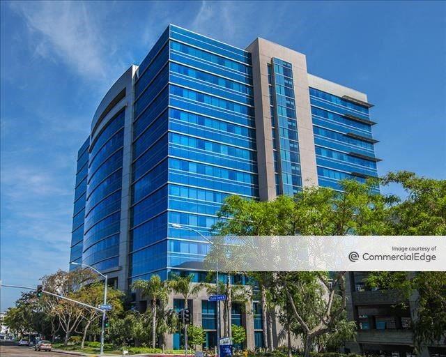 Qualcomm Pacific Center Campus - W Building Tower