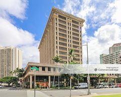 Pan Am Building - Honolulu