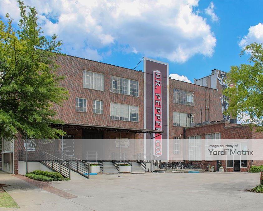 Pepper Place - Dr. Pepper Building