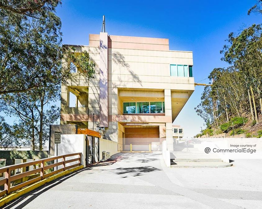 UCSF at Parnassus Heights - Koret Vision Research Laboratory
