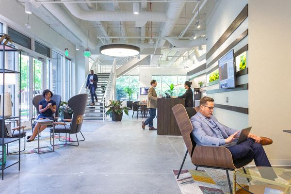 Office Freedom   Creative Planning Plaza