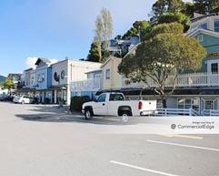 Ark Row Shopping Center - Belvedere Tiburon