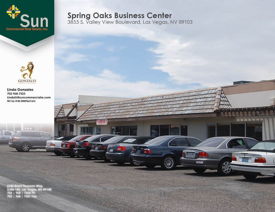 Spring Oaks Business Center