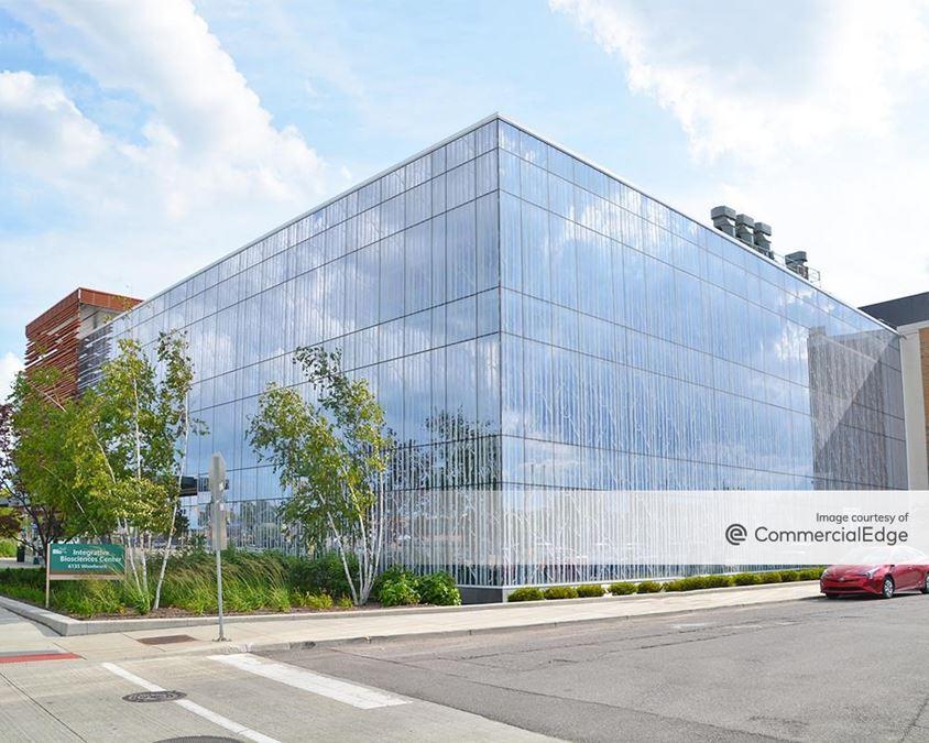 WSU Integrative Biosciences Center