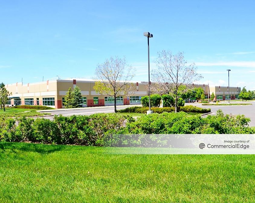 Raytheon Corporate Campus - 16430 & 16470 Hughes Drive