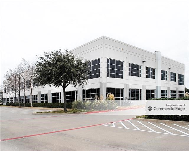 Tennyson Office Center I - 6100 Tennyson Pkwy, Plano, TX ...