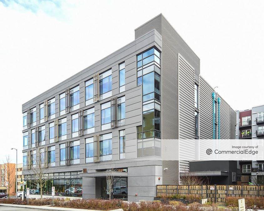 EMP Administrative Building