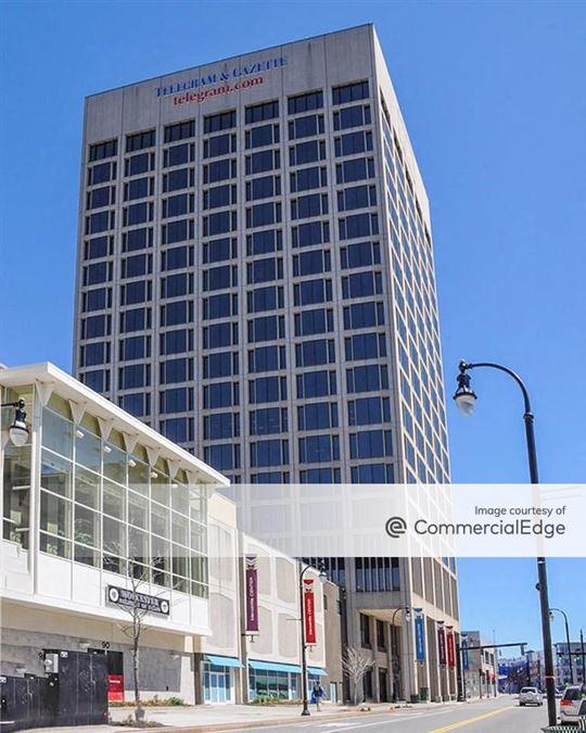 Mercantile Center - 100 Front Street