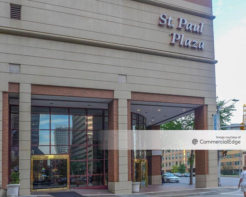 St. Paul Plaza