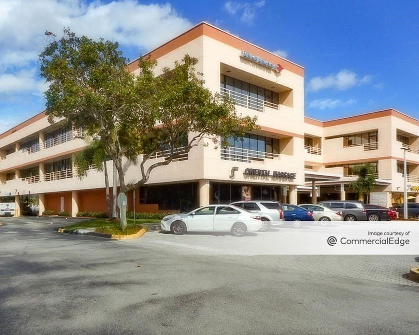 Stirling Square Office Center