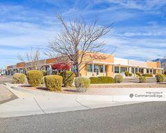 Sandia Science & Technology Park - Sandia Synergy Center - Albuquerque