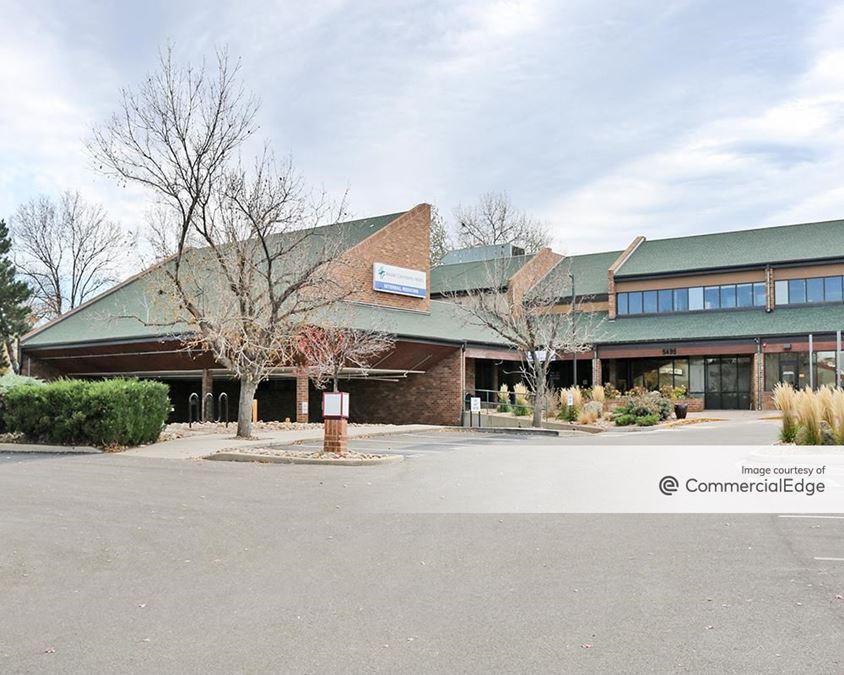 UCHealth Boulder Health Center