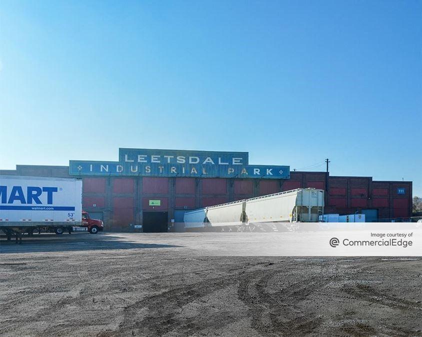 Leetsdale Industrial Park - Building 111