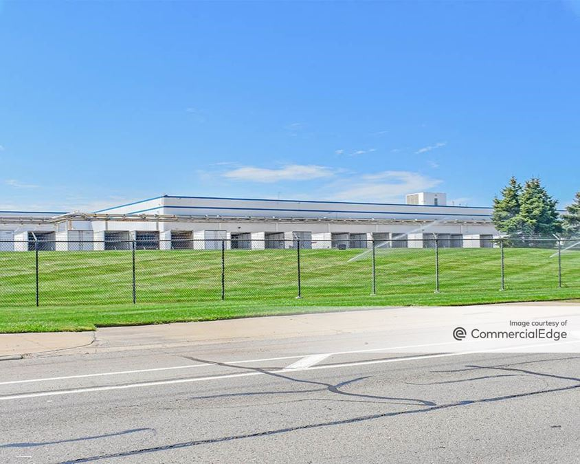 FCA US Jefferson North Assembly Plant
