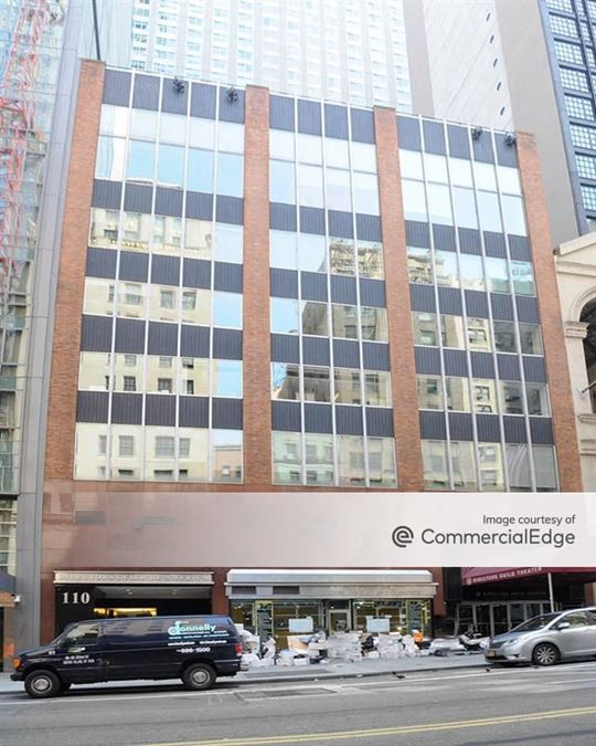 110 West 57th Street