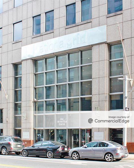 One MetroTech Center