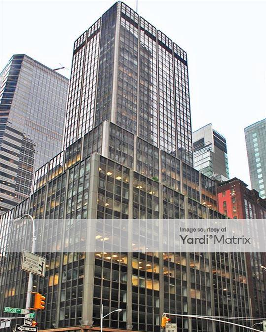 The 555 Madison Avenue - Coates Building