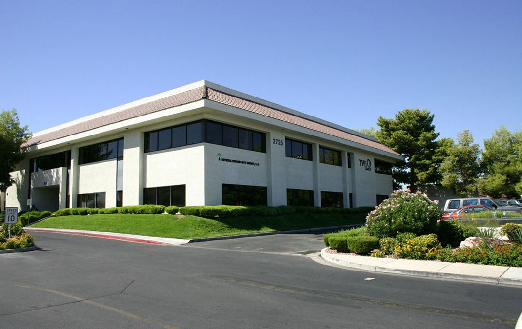 Desert Inn Office Center - Entire 2-Story Building Available