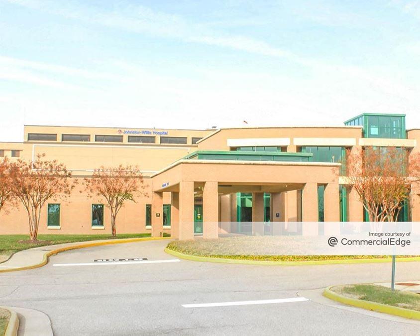 Johnston-Willis Hospital - Atrium