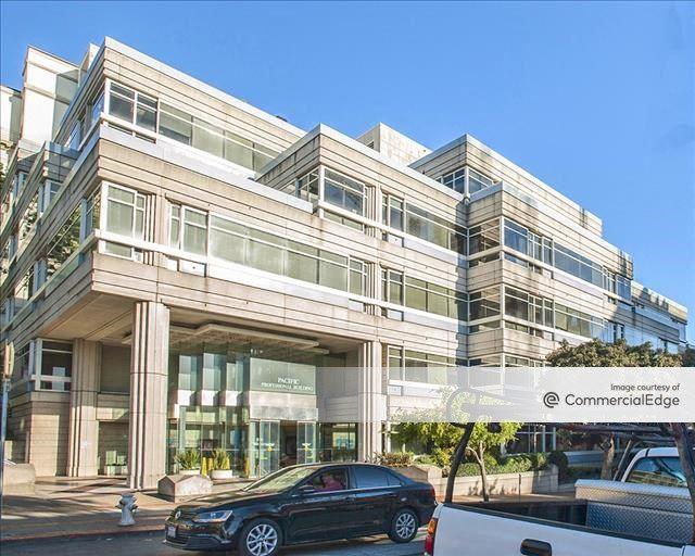 California Pacific Medical Center - Pacific Campus - Professional Building