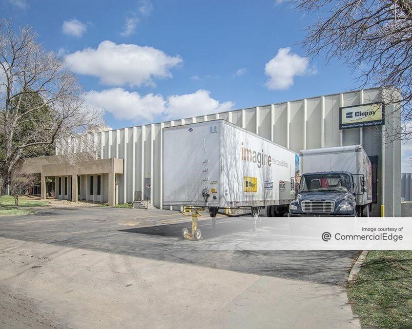 Montbello Industrial Park - 4900-4910 Moline Street & 4901-4907 Nome Street