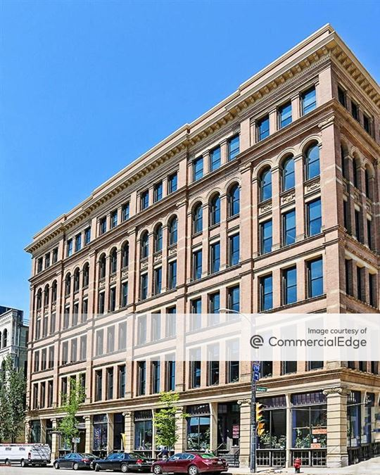 The McGeoch Building