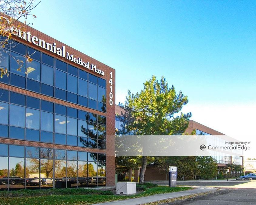 Centennial Medical Plaza - Medical Office Building
