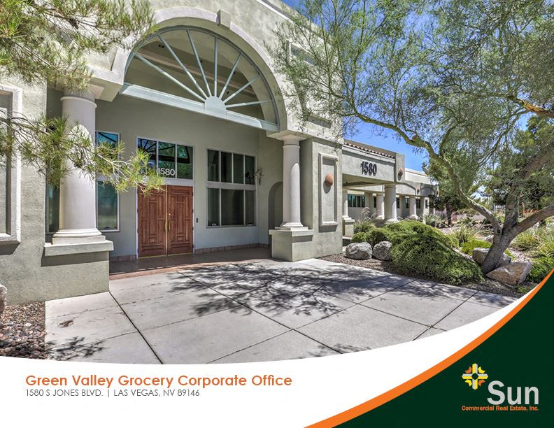 Green Valley Grocery Corporate Office