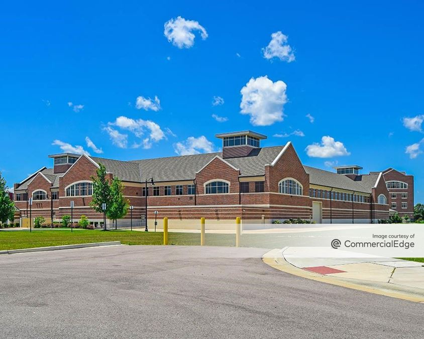 Dayton Electric Power Research Lab