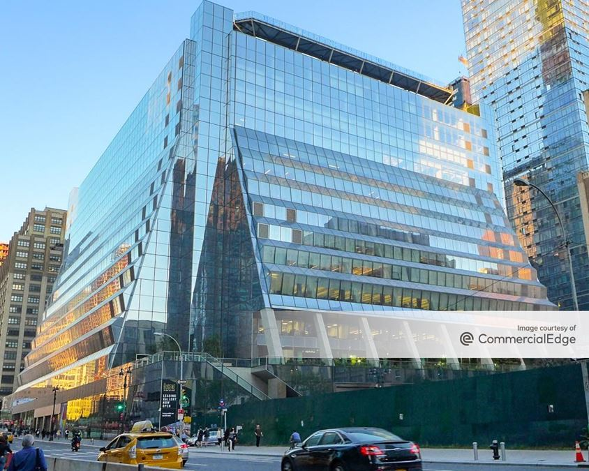 Five Manhattan West