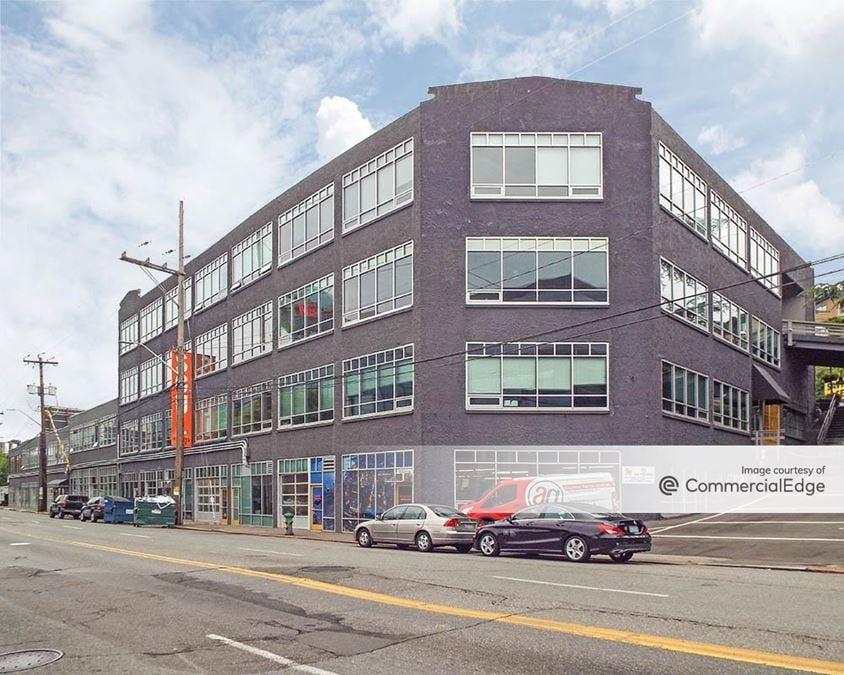 100 Elliott Avenue West